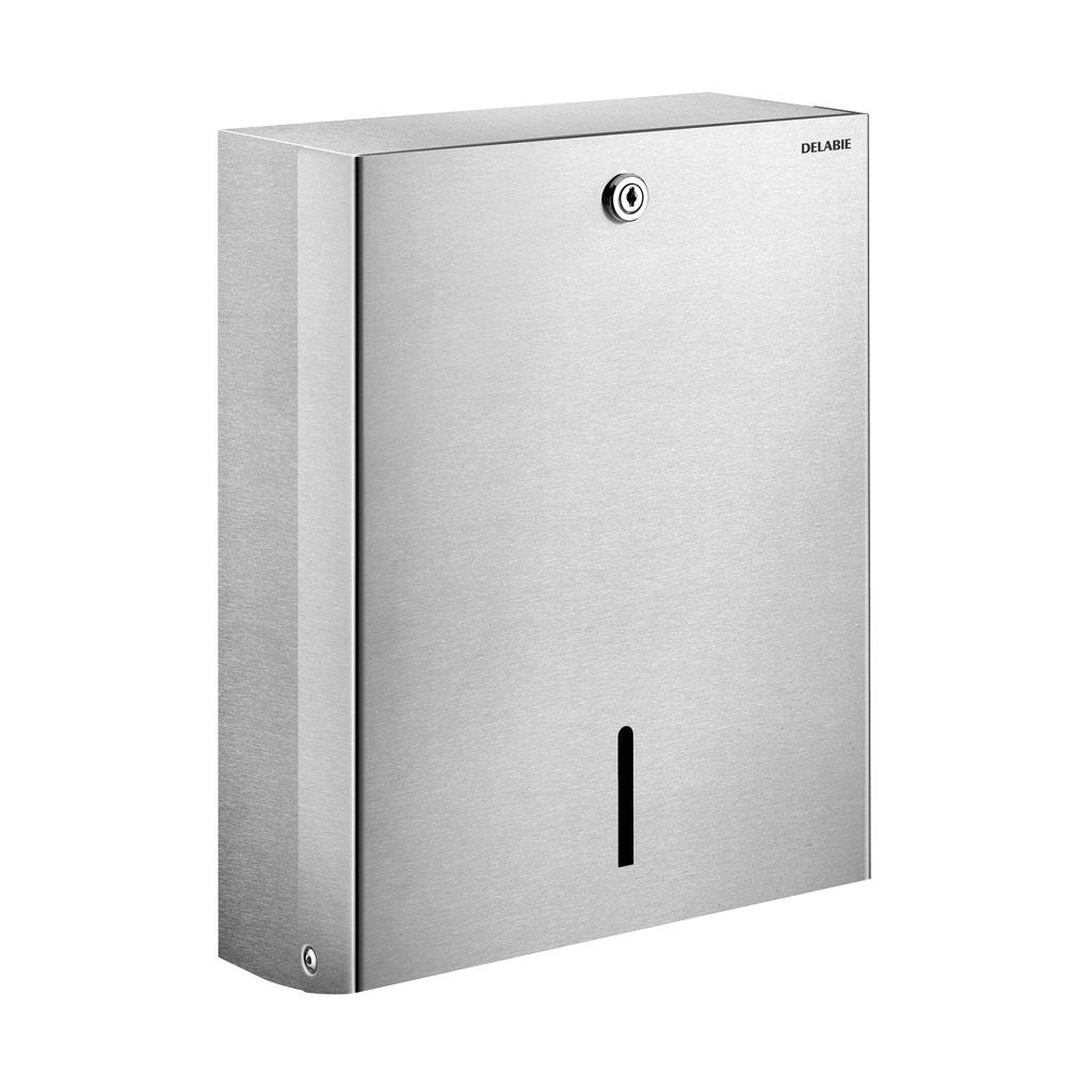 Wall Mounted Paper Towel Dispenser Ref 510601s Delabie