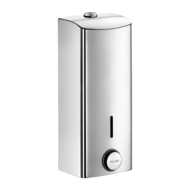 510580-Wall-mounted liquid soap dispenser, 1 litre