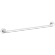 50509N-Straight Nylon grab bar, anti-bacterial NylonClean, 900mm