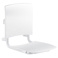 510300N-Comfort shower seat to hang on grab bars