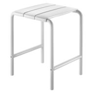 510418-ALU shower stool
