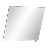 510202S-Tilting mirror with tab handle
