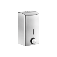 510586-Wall-mounted liquid soap dispenser, 0.5 litres