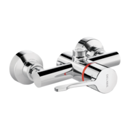 H964015-Sequential thermostatic shower mixer