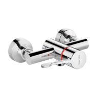 H963015-Sequential thermostatic shower mixer
