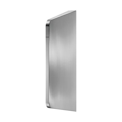 LISO urinal divider for wall-mounting