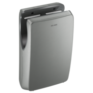 510624C-SPEEDJET 2 anthracite air pulse hand dryer, with HEPA filter