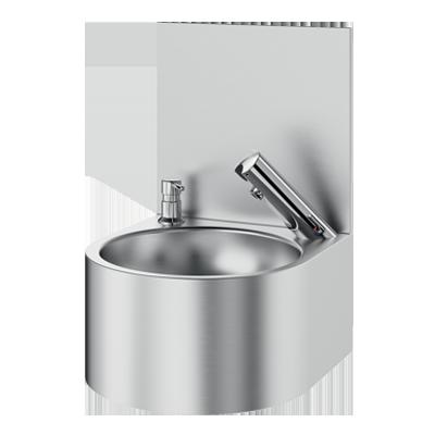 DELABIE's complete new range of hand washbasins
