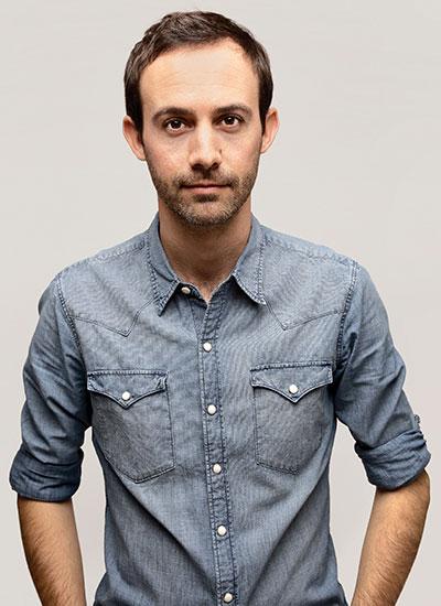 Interview with Guillaume Delvigne, designer