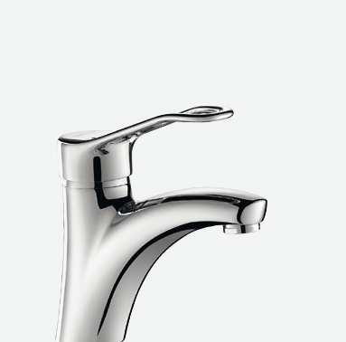 Specific dimensions: high and extended spout (projection)