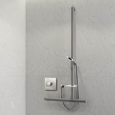 A grab bar suitable for all installations!
