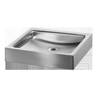 UNITO stainless steel washbasin