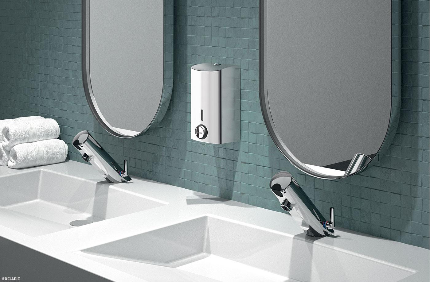 Public/Commercial Washroom