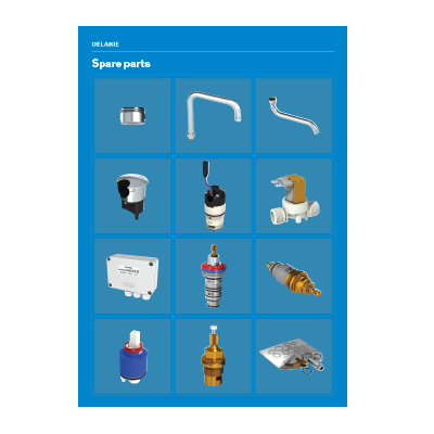 Spare parts - Healthcare Water Controls Range