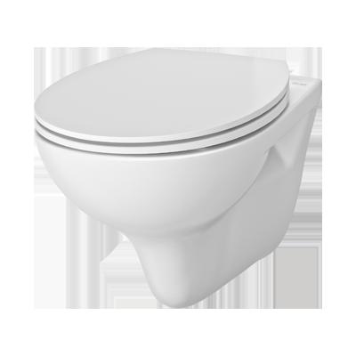 WCeram S rimless WC