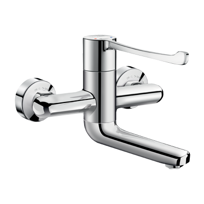2640 Mechanical basin mixer