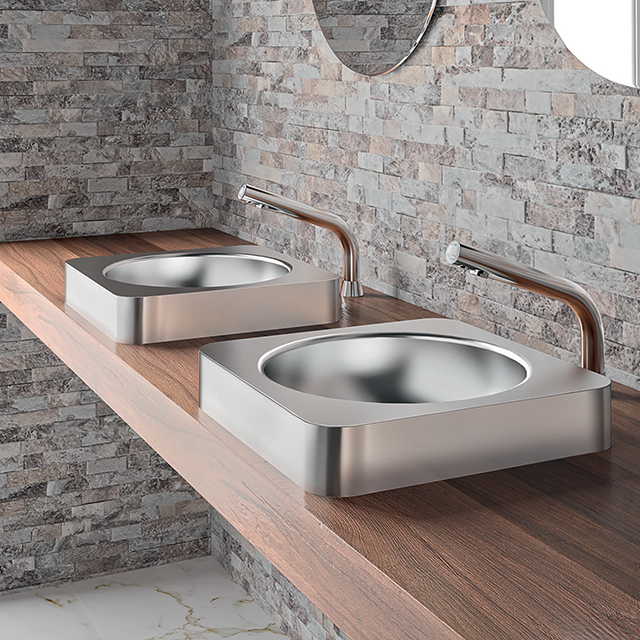 In public places, washrooms must be able to withstand intensive and often heavy-handed use. Primarily designed to be robust and easy to maintain, s...