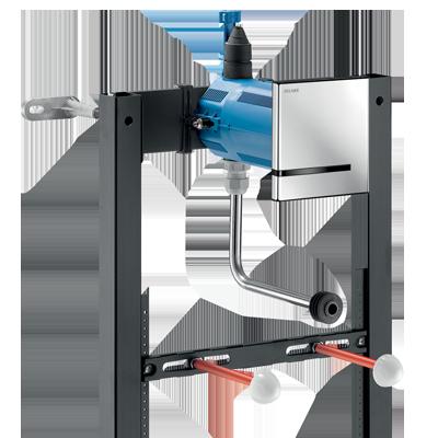 TEMPOFIX 3 Frame system for urinals
