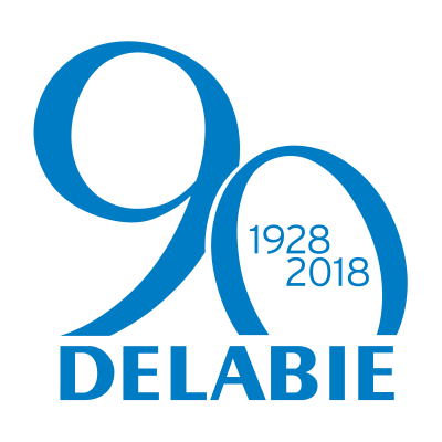 DELABIE, 90 years of innovation serving public and commercial places