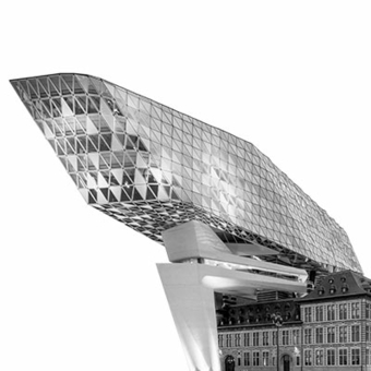 Antwerp - Zaha Hadid