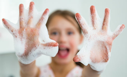 Hand washing and disinfection: which products to choose?